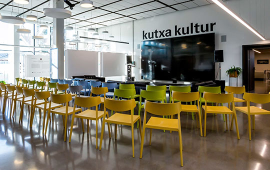 Kutxa Kultur Plaza (Tabakalera)