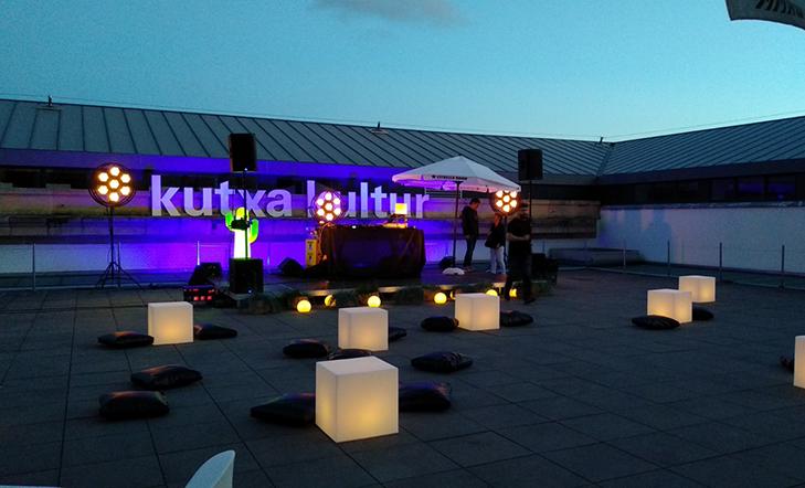 Kutxa Kultur Terraza (Tabakalera)